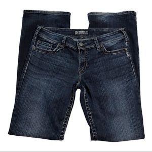 Silver Jeans Suki Jeans 1216